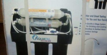Aquatal Su Arıtma Servis