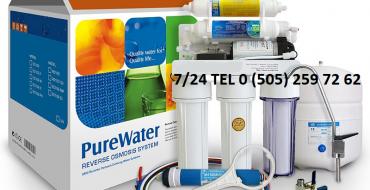 Pure Water R.O System Su Arıtma Servis