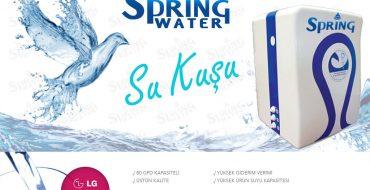 Su Kuşu Su Arıtma Cihazı Teknik Servis